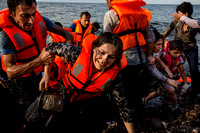 Lesbos disaster- Greece